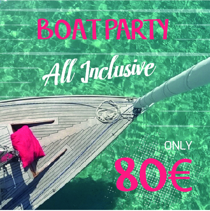 IBZ Boat Party